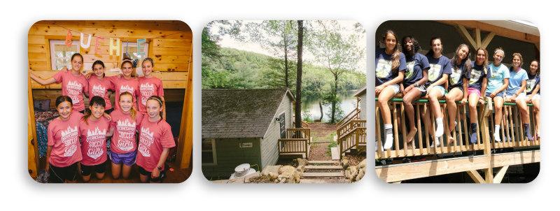 Camper Experience - Camper Cabins